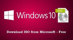 Cách Download file ISO Windows 7/8/10 từ Website Microsoft