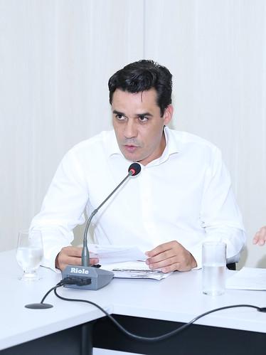 1ª Reunião Ordinária - Comissão de Administração Pública