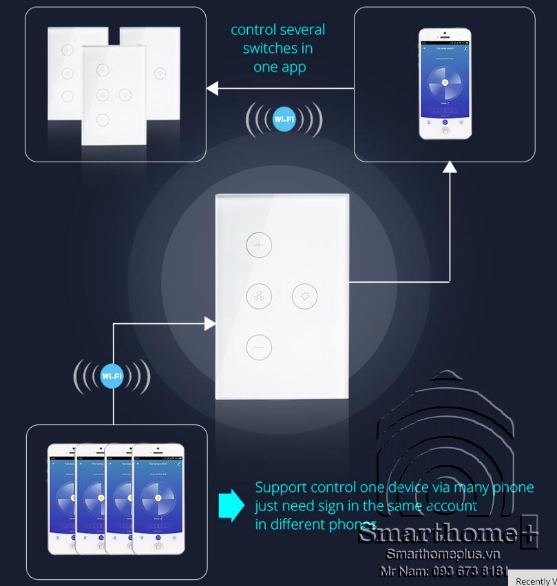cong-tac-dieu-khien-quat-tran-co-den-wifi-smarthomeplus-shp-df2