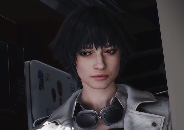 Devil May Cry 5 - Not Lady's Butt