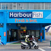 Harbour Fish, 78 Great King St., Dunedin, New Zealand, 2.20 PM Sat. 6 Jan. 2019
