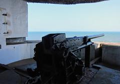 Nangan (Matsu islands) artillery