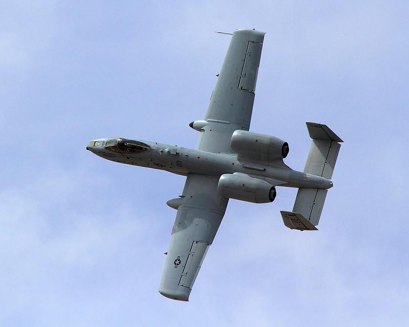 IMG_6815 A-10 Thunderbolt II, MCAS Yuma Air Show