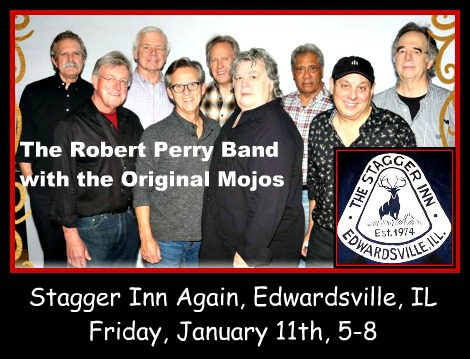 The Robert Perry Band 1-11-19