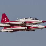 71-4020, Northrop F-5F Tiger Turkish Air Force @ Kecskemet LHKE