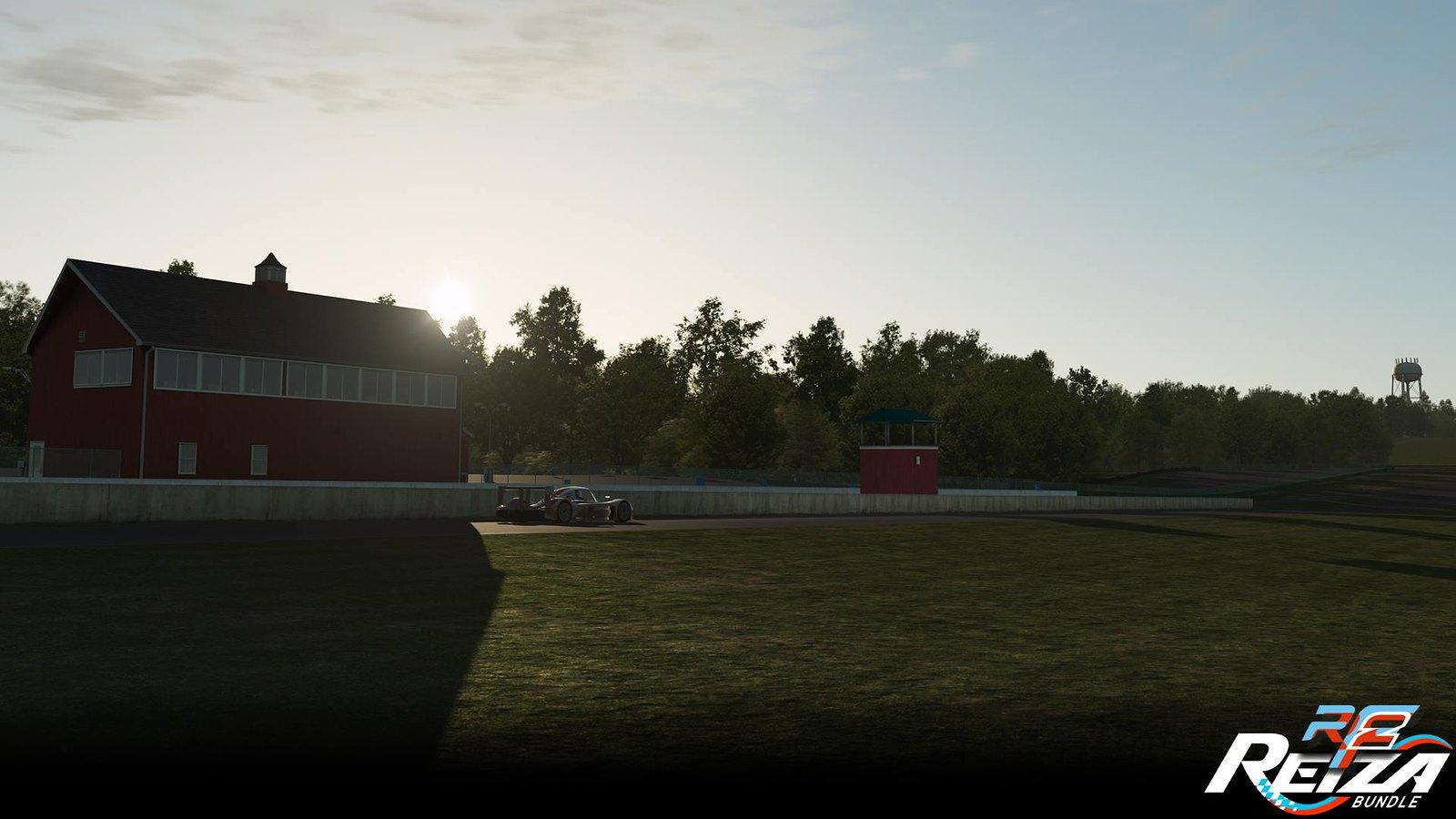 rFactor 2 - Reiza Bundle DLC VIRginia International Raceway Previews 3