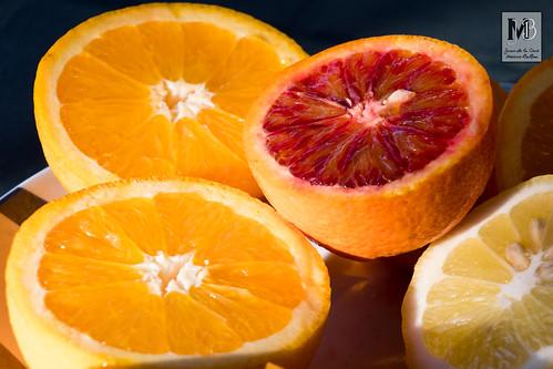 Naranjas y limón - Órgiva