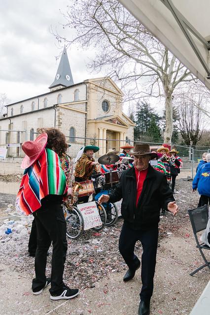2019 - corso du Carnaval de Saint Pierre de Chandieu