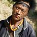 Homme de l'ethnie Konyak