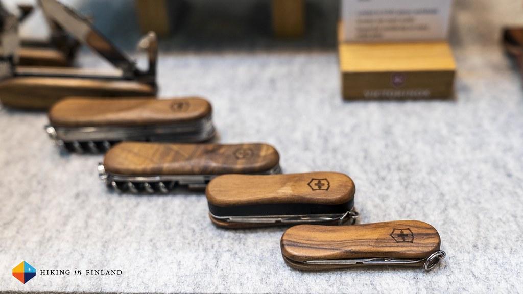 Victorinox Pocket Knives | IWA 2019 Impressions