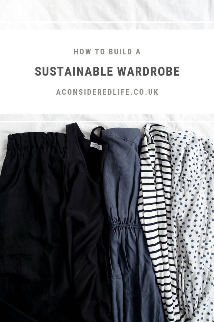 5 Ways To Make Your Wardrobe More Conscious