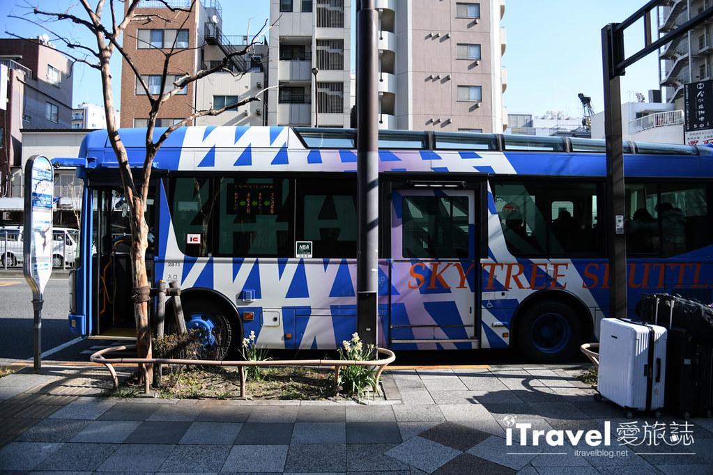 浅草豪景饭店 Asakusa View Hotel (4)