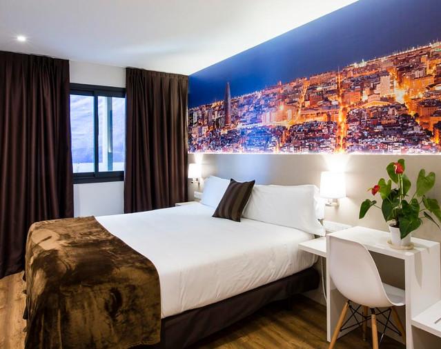 Uno de los mejores donde alojarse en Barcelona