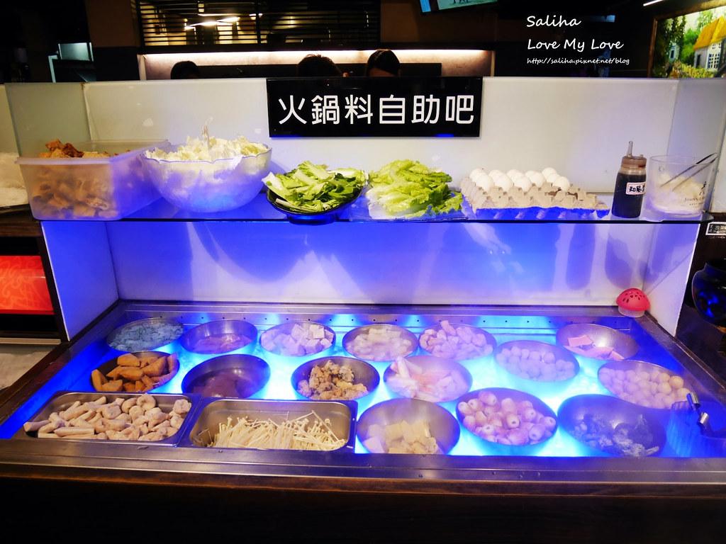 台北東區忠孝復興站餐廳推薦瓦崎敦南店燒烤火鍋吃到飽 (1)