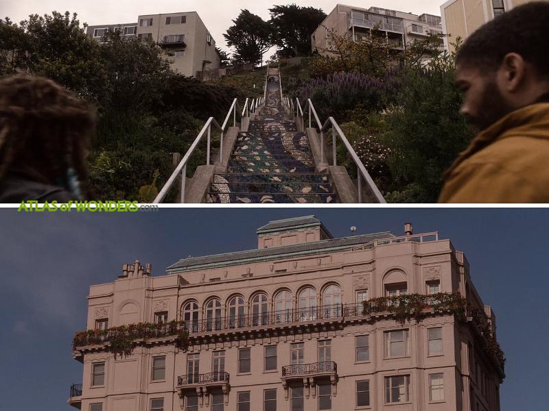 The OA Staircase