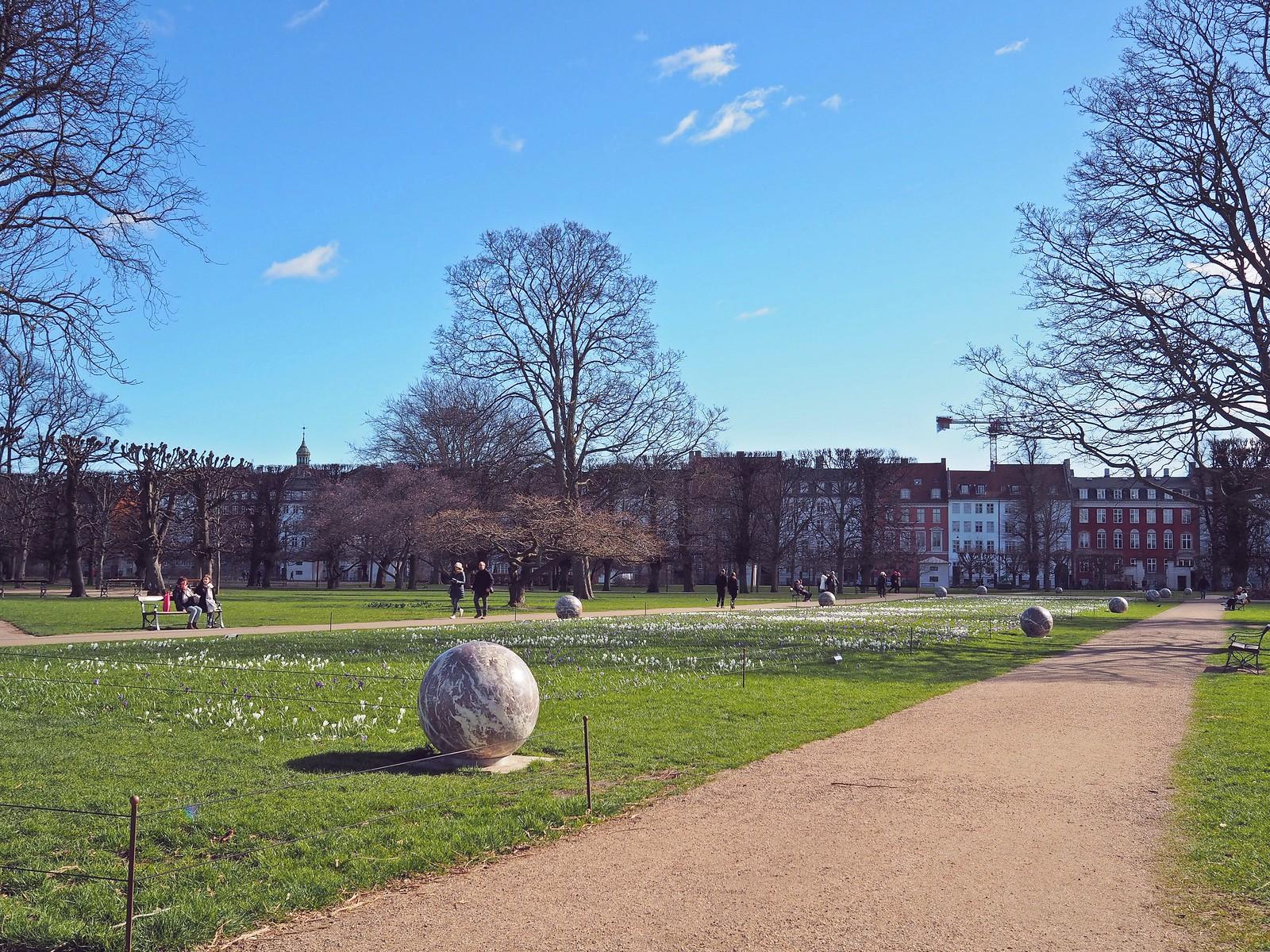 kings garden rosenborg slot