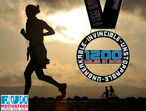 1200 mile challenge