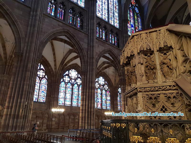 Chair Cathédrale Strasbourg