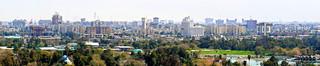 panorama on Baghdad 2018