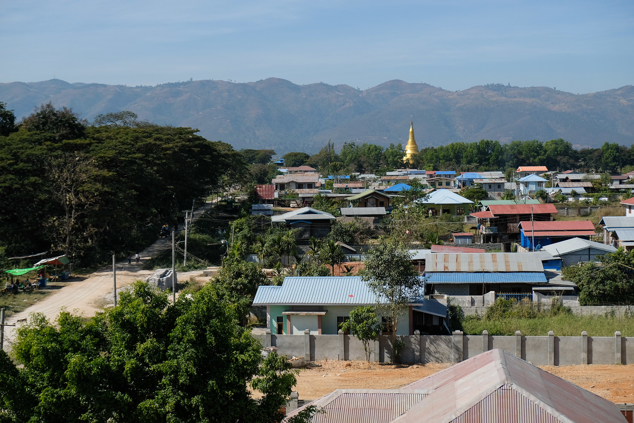 Myanmar #5, Nyaung Shwe
