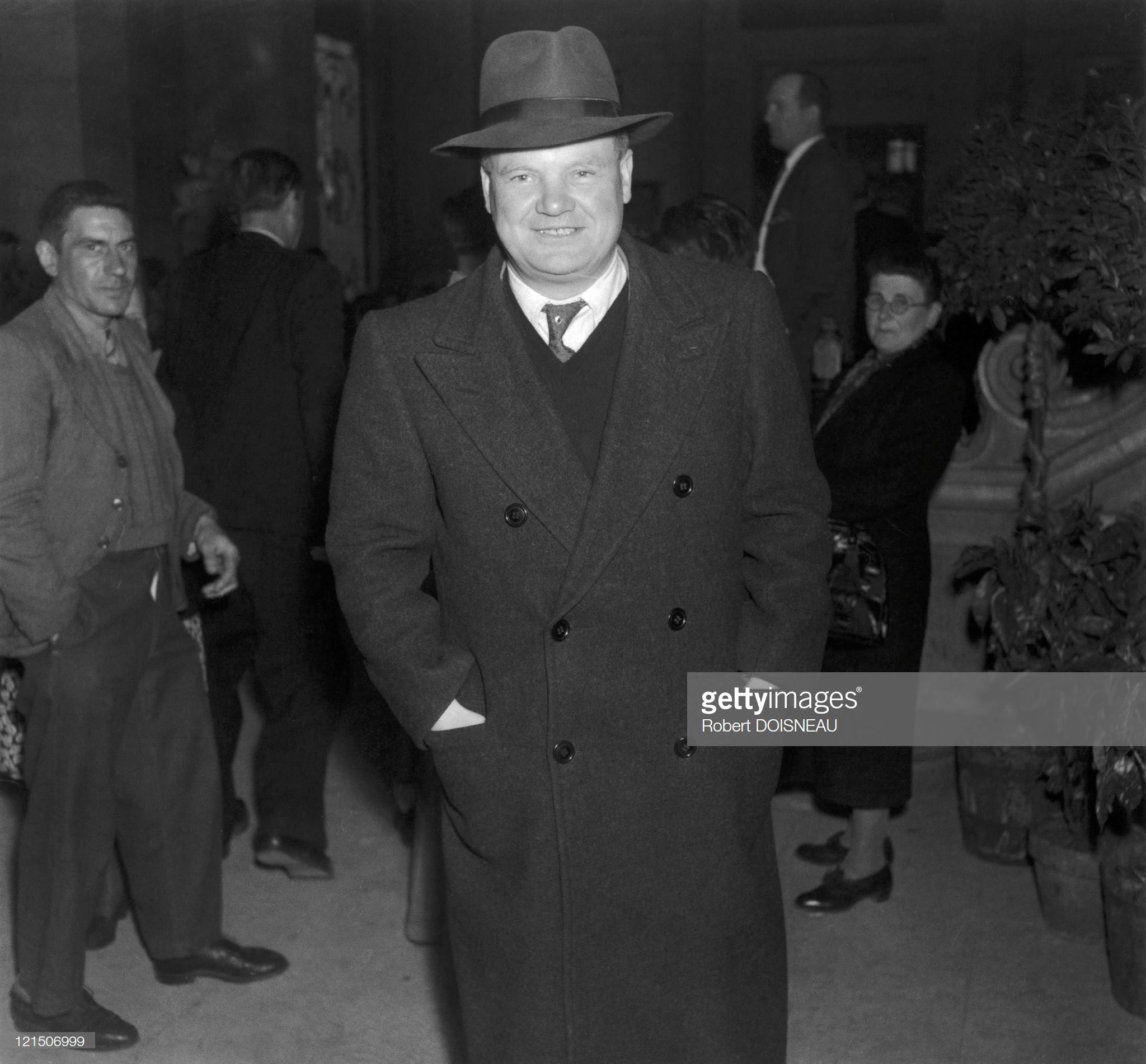 1945. Морис Торез