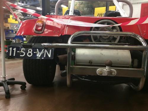 Volkswagen Buggy 11-58-VN @petshop