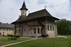 Rumanía. Bucovina. Monasterio de Sucevita (27)