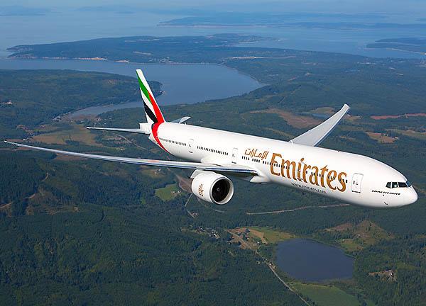 Emirates Boeing 777-300ER (3) (Emirates)