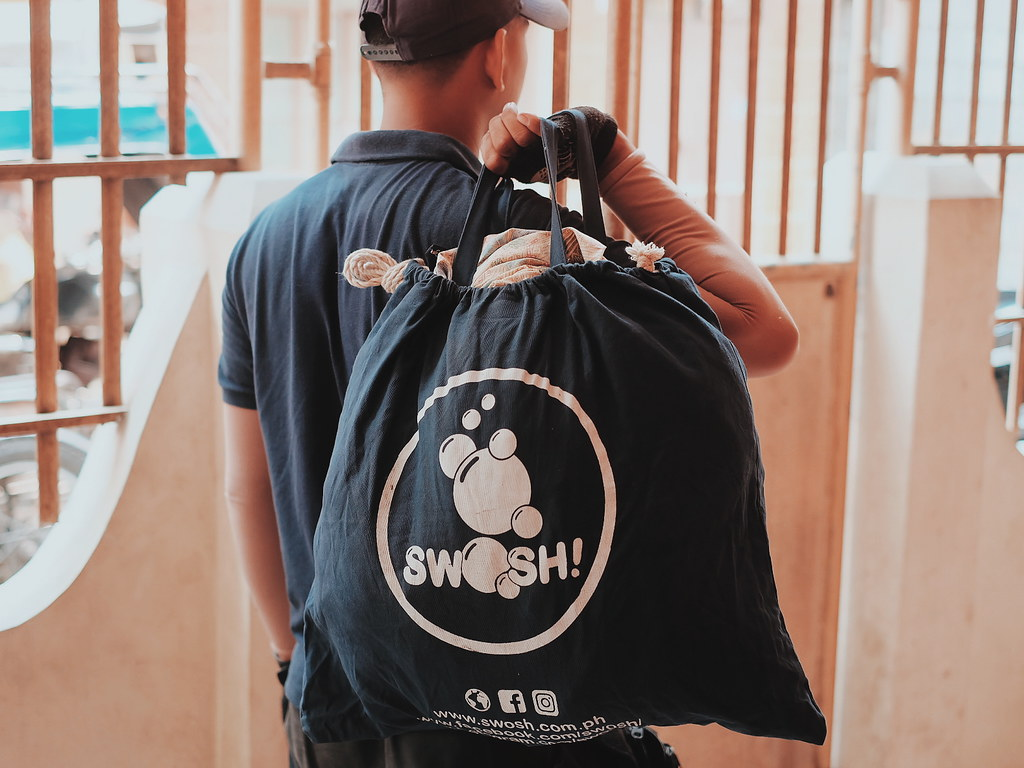 Swosh Laundry App | Laundry Pick Up and Delivery Service