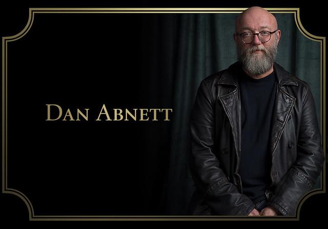 Дэн Абнетт | Dan Abnett