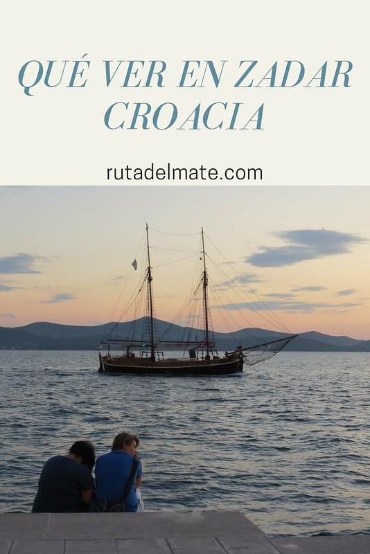 Que ver en Zadar Croacia