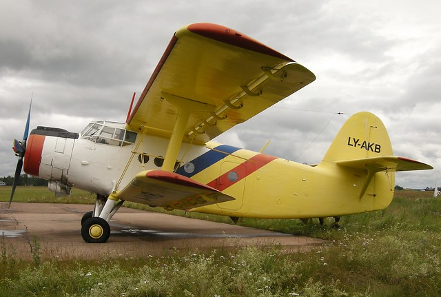 LY-AKB Antonov AN-2 at, Nikon COOLPIX P5100
