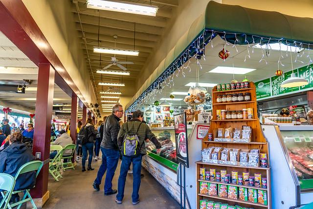 [美國 U.S.A] 洛杉磯 Los Angeles 農夫市集 LA Farmer's Market