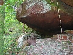 L'aménagement de la grotte Mencke - Photo of Marmoutier