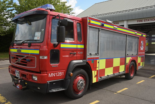 Monaghan Fire Authority 2004 Volvo FLH250 Browns ET 04MN6409 (Ex NIFRS MKZ 1647)