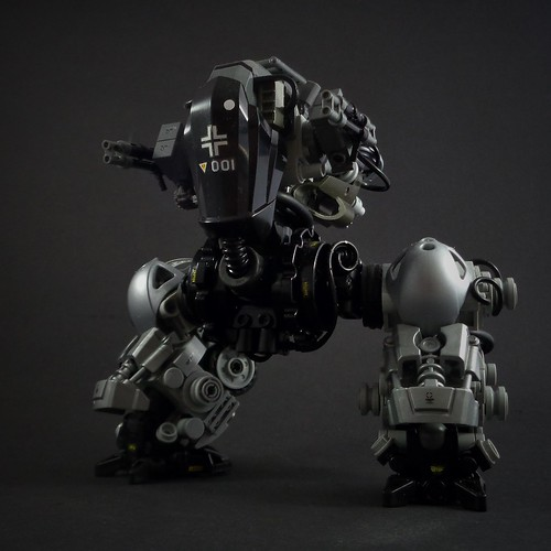 KZ1 Mech [ma.k advanced design]