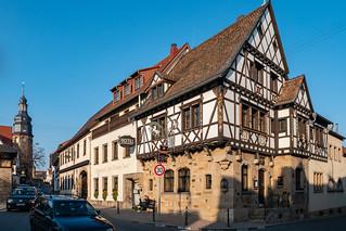 Weinkastell in Kallstadt