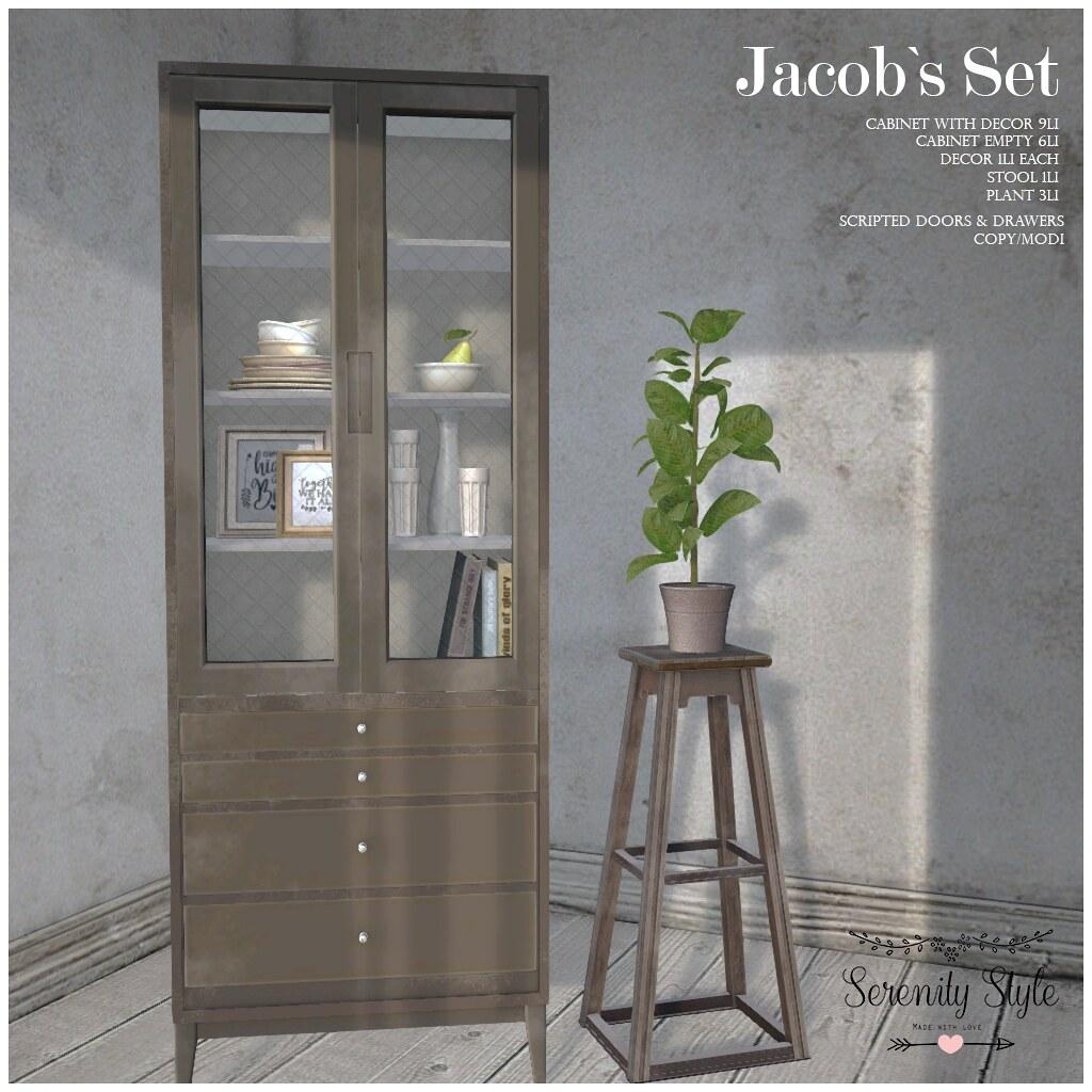 Serenity Style-Jacob Set - TeleportHub.com Live!