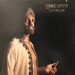 LONNIE SMITH:KEEP ON LOVIN'(JACKET A)