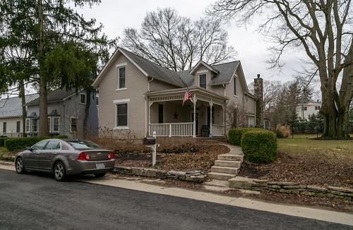 Harry Armstrong House — Dublin, Ohio
