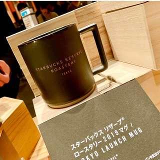 Starbucks Reserve Roastery Tokyo Launch Mug