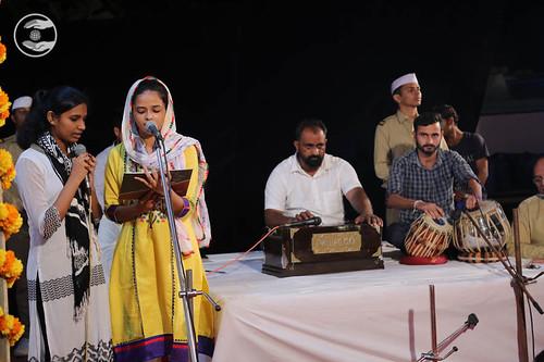 Devotional song by Rashmi from Kannur