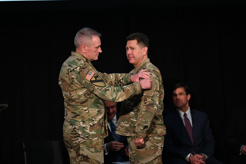 CMU Hosts Activation of U.S. Army AI Task Force