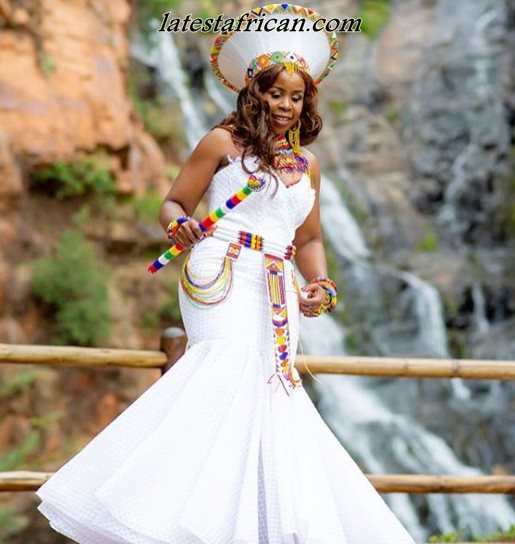 Traditional Wedding Dresses 2019 South Africa: Traditional African Wedding Dresses Styles 2019