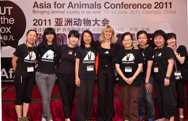 2011 AfA Conference - Chengdu, China