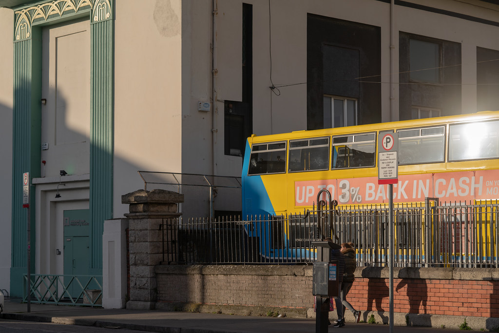 DUBLIN BUS DEPOT RINGSEND ROAD - FEBRUARY 2019 009