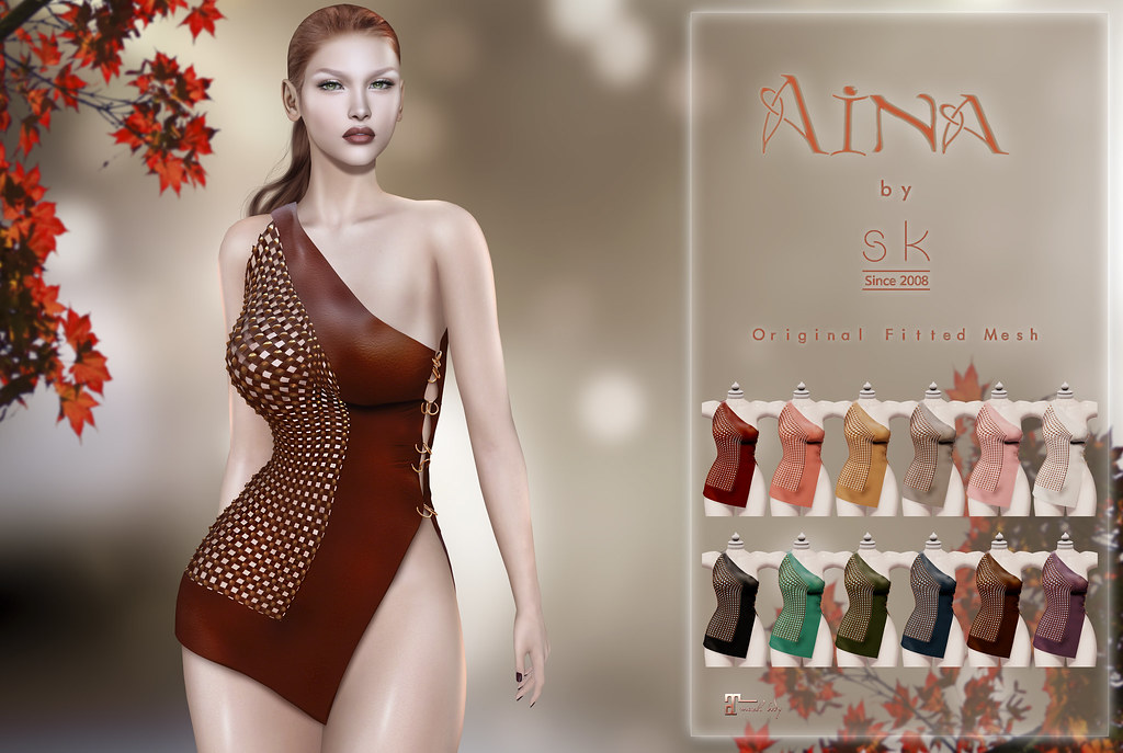 Aina by SK poster