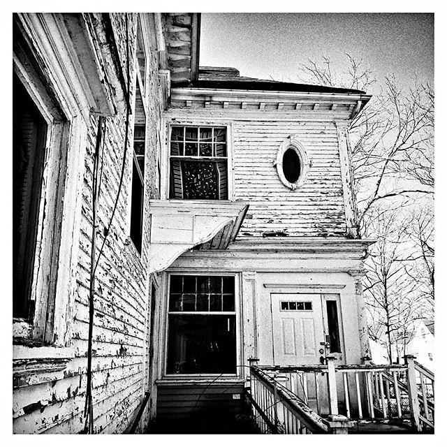 #haverhill #haverhillma #thisishaverhill #abandonedplaces #blackandwhite