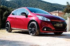 Peugeot208GTi_BPS_Mars2019 - Photo of Pierrefeu-du-Var