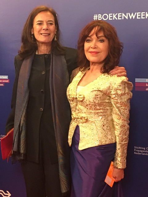 Louise O. Fresco en Rosita Steenbeek